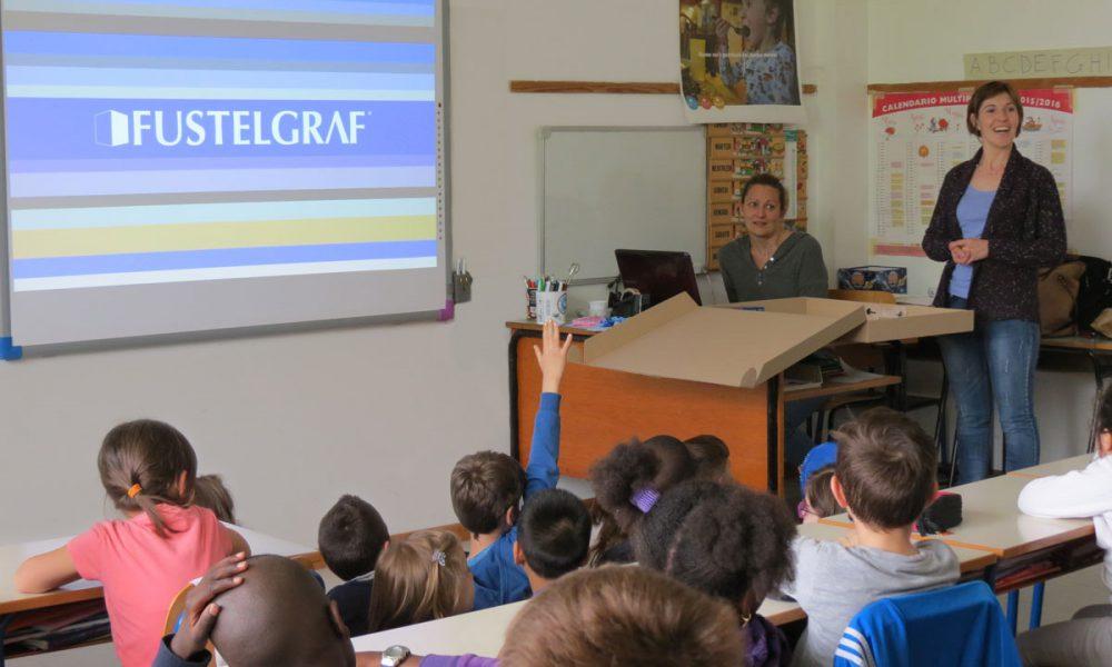 Fustelgraf incontra gli studenti